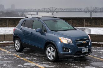 Chevy Trax