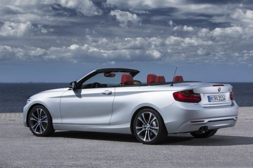 Paris2014 05 BMW 2er Cabrio