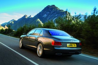 bentley  bentley flying spur aussen1