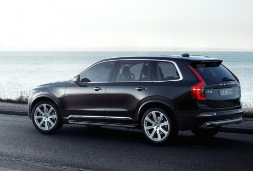Paris2014 34 Volvo XC90