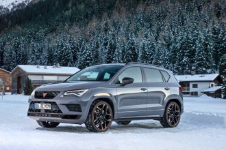 CUPRA Ateca Limited Edition 2