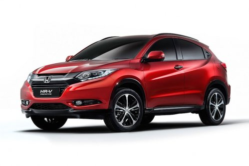 Paris2014 14 Honda HR-V Prototype