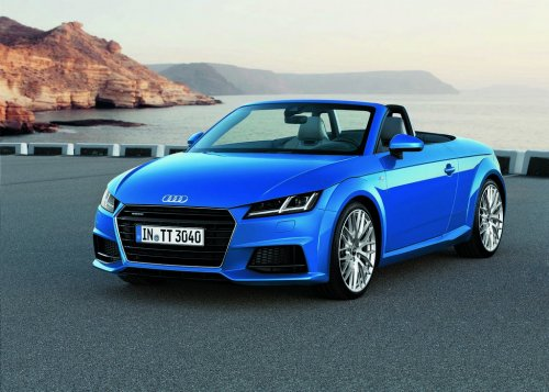 Paris2014 02 Audi TT Roadster1