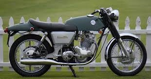 Tomos Norton TN 750 Fastback